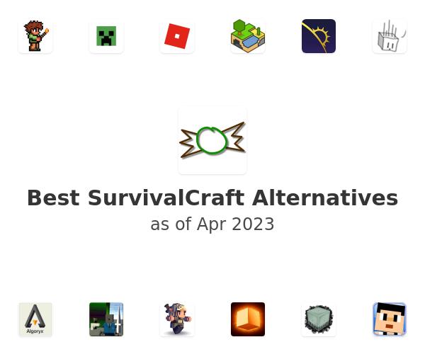 Best SurvivalCraft Alternatives