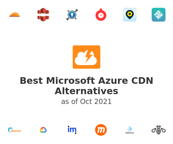 Best Microsoft Azure CDN Alternatives