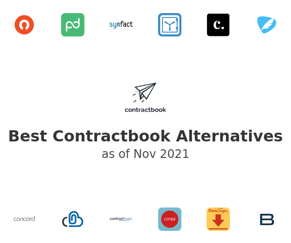 Best Contractbook Alternatives