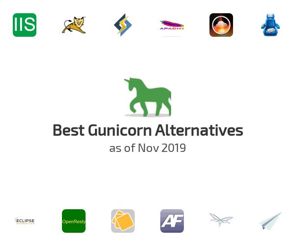 Best Gunicorn Alternatives