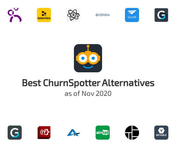 Best ChurnSpotter Alternatives