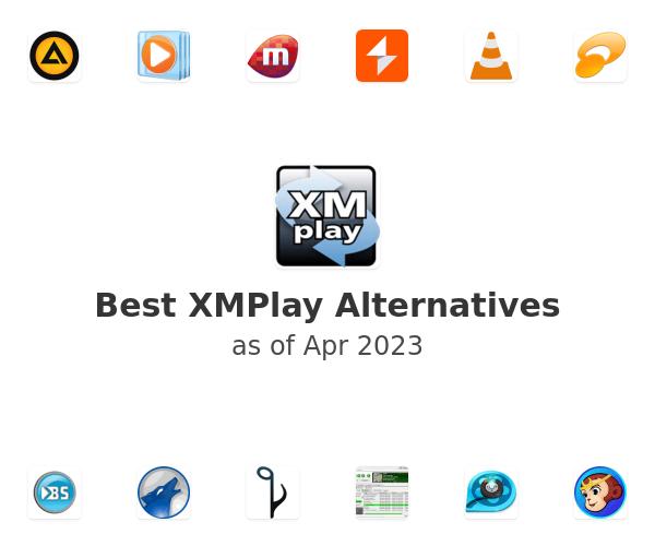 Best XMPlay Alternatives