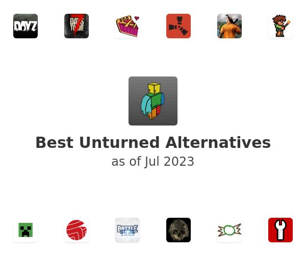 Best Unturned Alternatives