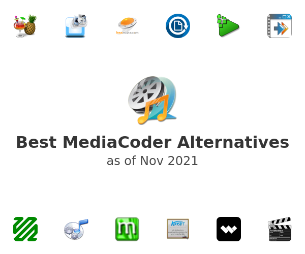 Best MediaCoder Alternatives