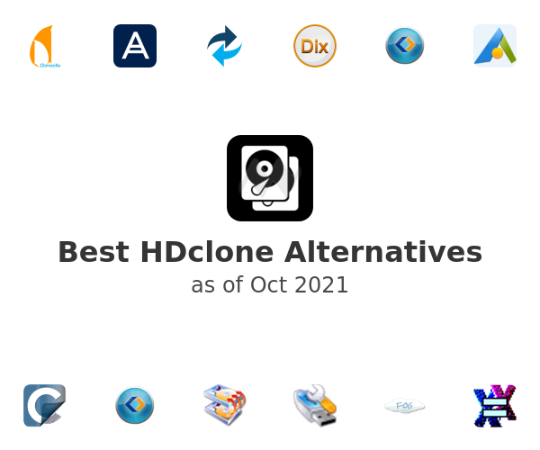 Best HDclone Alternatives