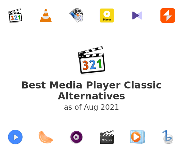 Best Media Player Classic Alternatives