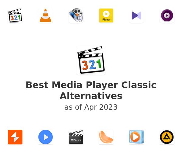Best Media Player Classic Alternatives