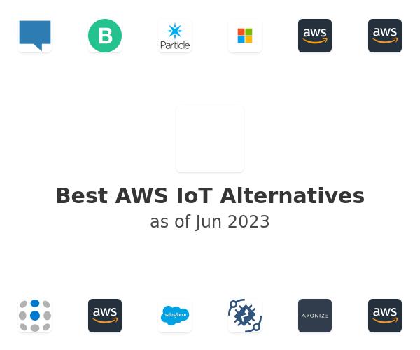 Best AWS IoT Alternatives