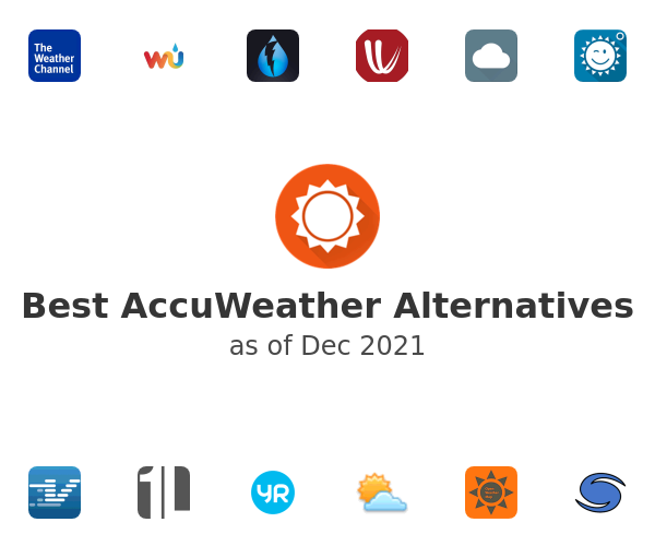 Best AccuWeather Alternatives