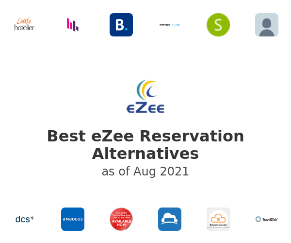 Best eZee Reservation Alternatives