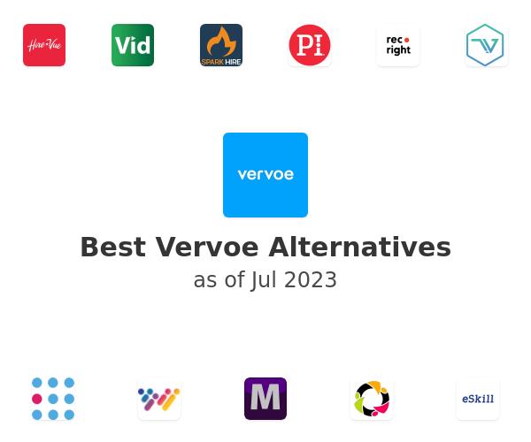Best Vervoe Alternatives