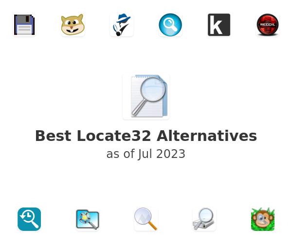 Best Locate32 Alternatives