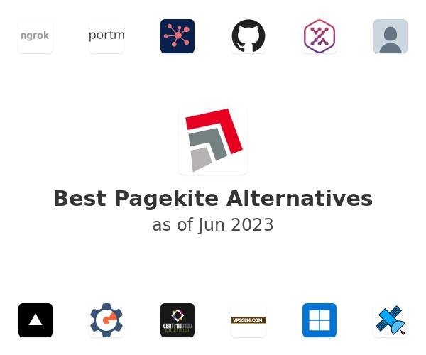 Best Pagekite Alternatives
