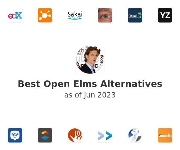 Best Open Elms Alternatives
