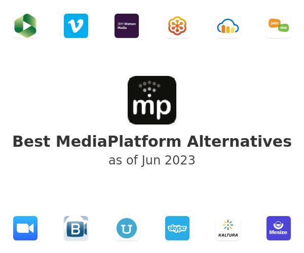 Best MediaPlatform Alternatives