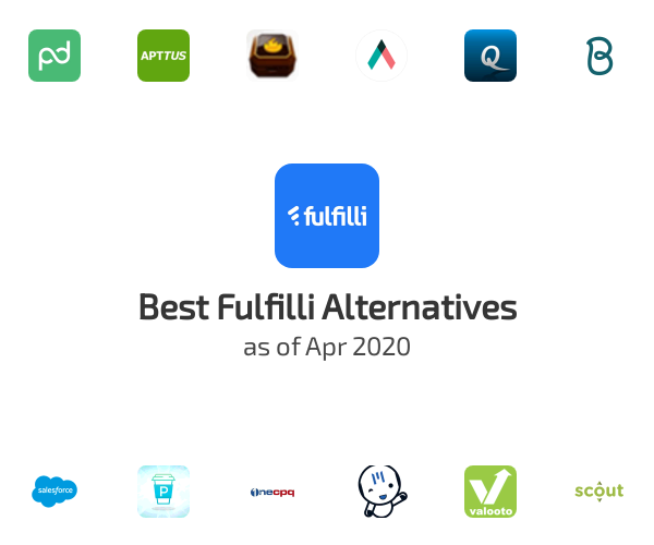 Best Fulfilli Alternatives