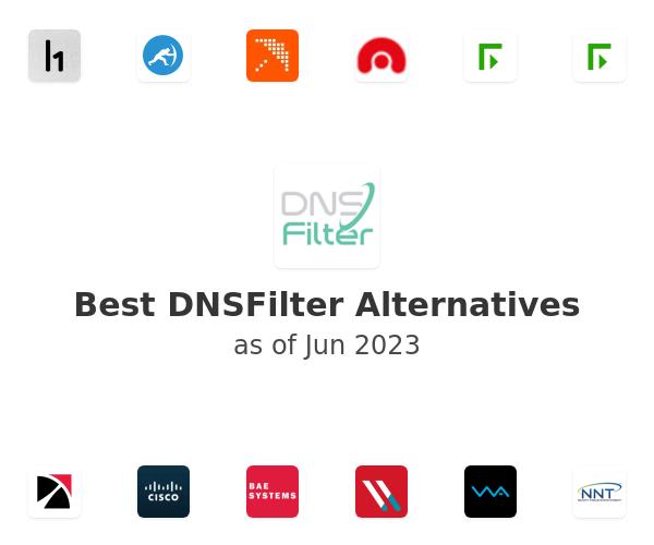 Best DNSFilter Alternatives