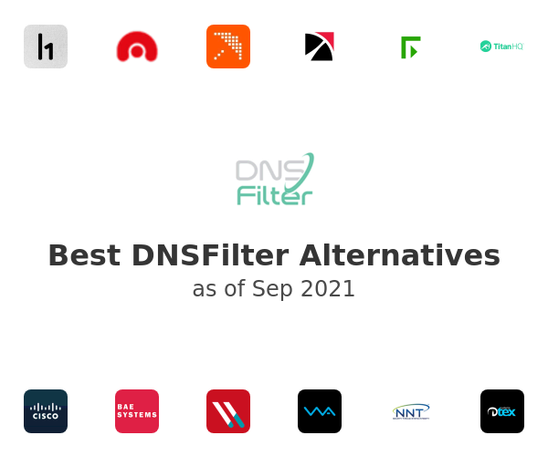 Best DNSFilter Alternatives