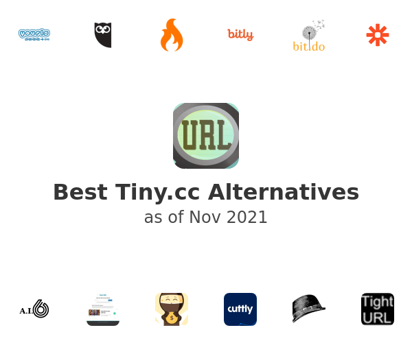 Best Tiny.cc Alternatives