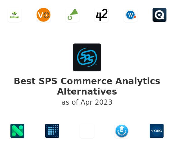 Best SPS Commerce Analytics Alternatives