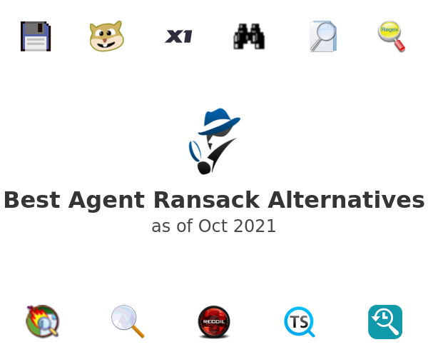Best Agent Ransack Alternatives