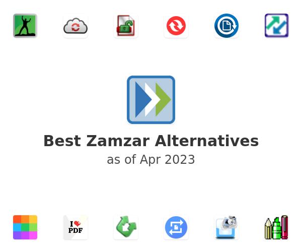 Best Zamzar Alternatives