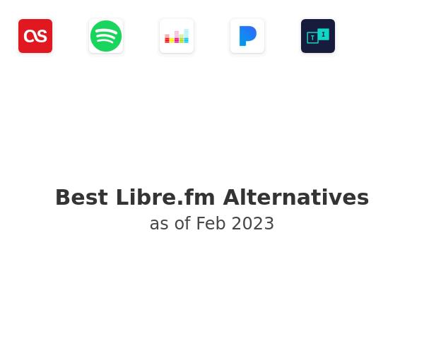 Best Libre.fm Alternatives
