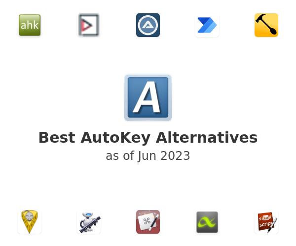 Best AutoKey Alternatives