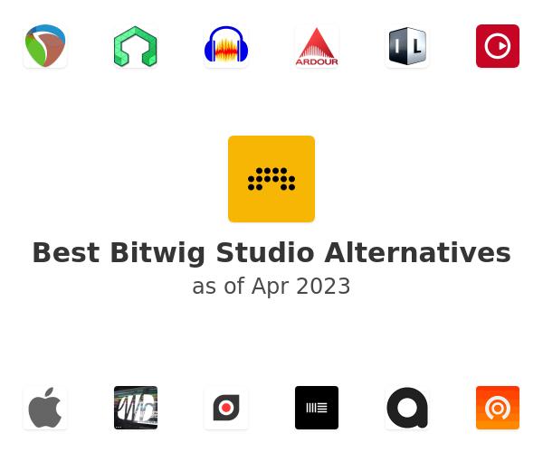 Best Bitwig Studio Alternatives