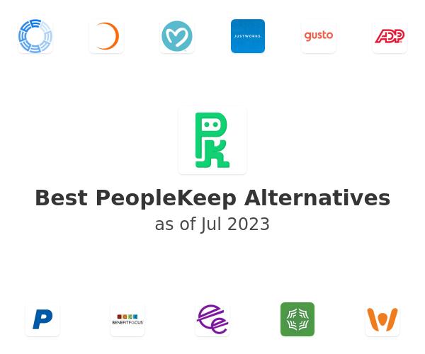 Best PeopleKeep Alternatives