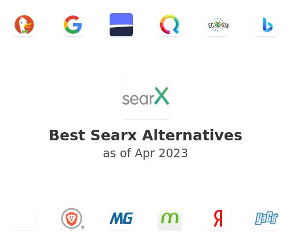 Best Searx Alternatives