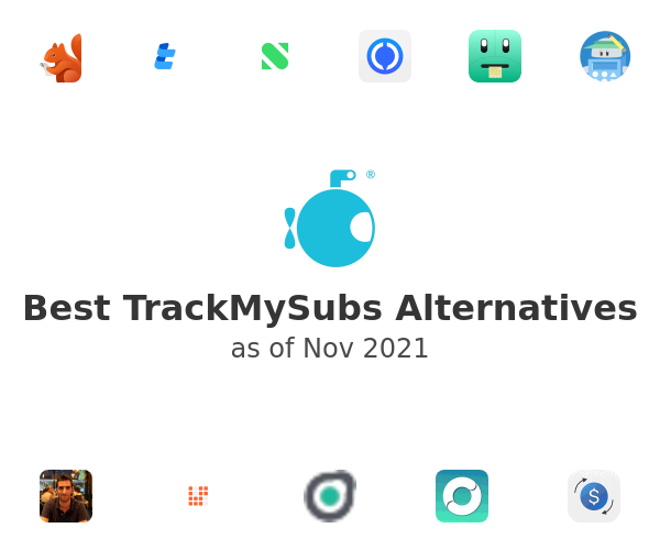 Best TrackMySubs Alternatives