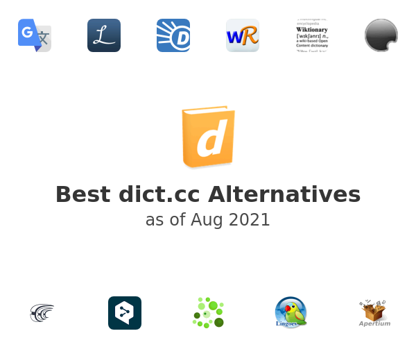 Best dict.cc Alternatives