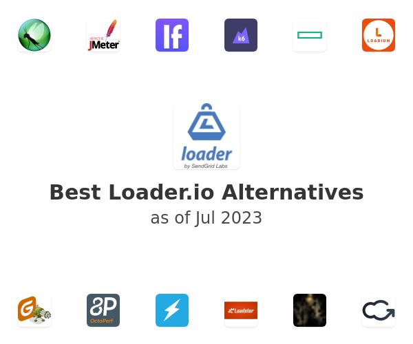 Best Loader.io Alternatives