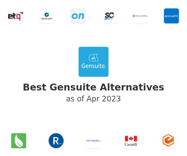 Best Gensuite Alternatives