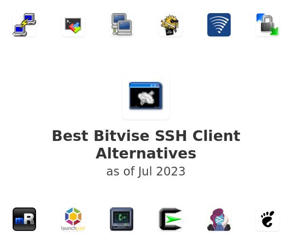 Best Bitvise SSH Client Alternatives