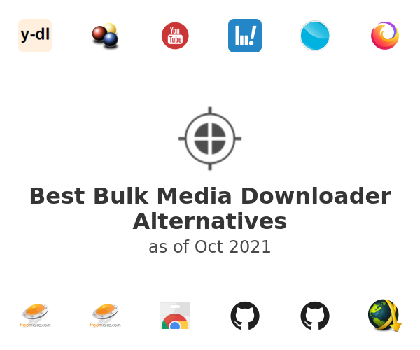 Best Bulk Media Downloader Alternatives