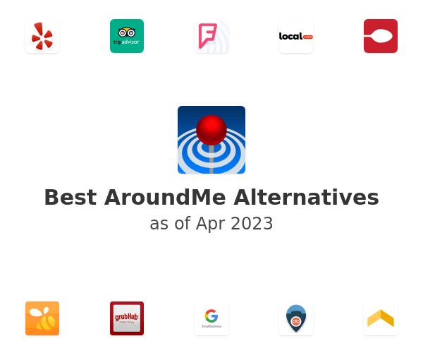 Best AroundMe Alternatives
