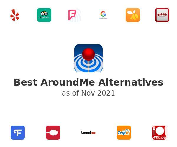 Best AroundMe Alternatives