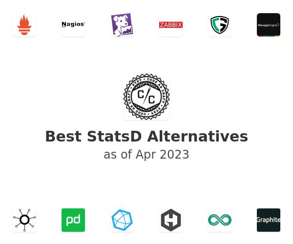 Best StatsD Alternatives