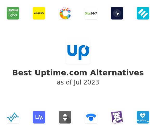 Best Uptime.com Alternatives