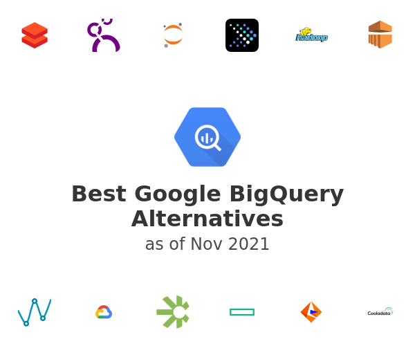 Best Google BigQuery Alternatives
