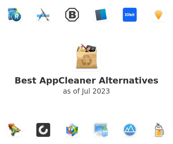Best AppCleaner Alternatives