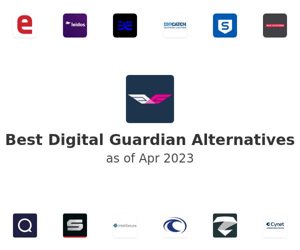 Best Digital Guardian Alternatives