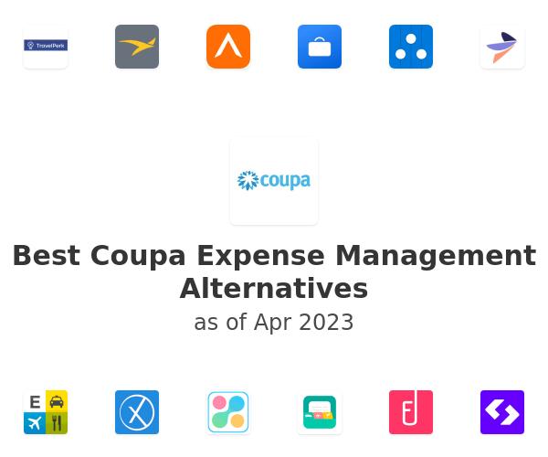 Best Coupa Expense Management Alternatives