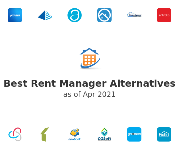 Best Rent Manager Alternatives