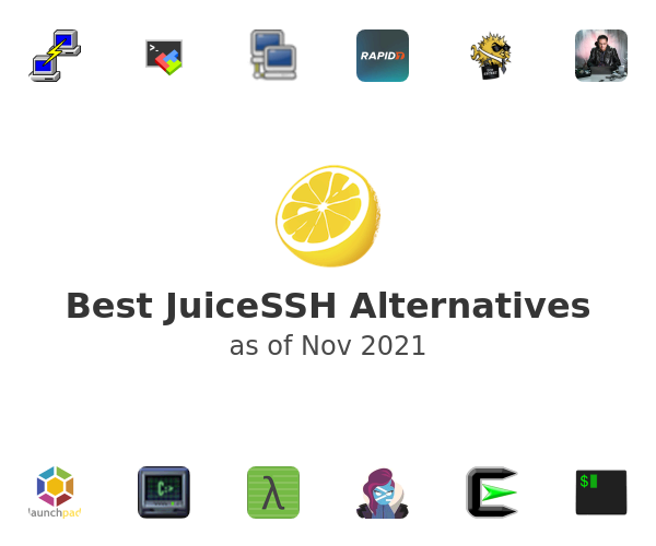 Best JuiceSSH Alternatives