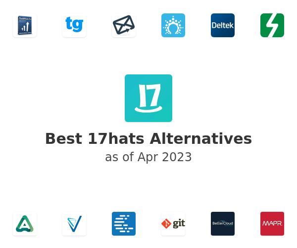 Best 17hats Alternatives
