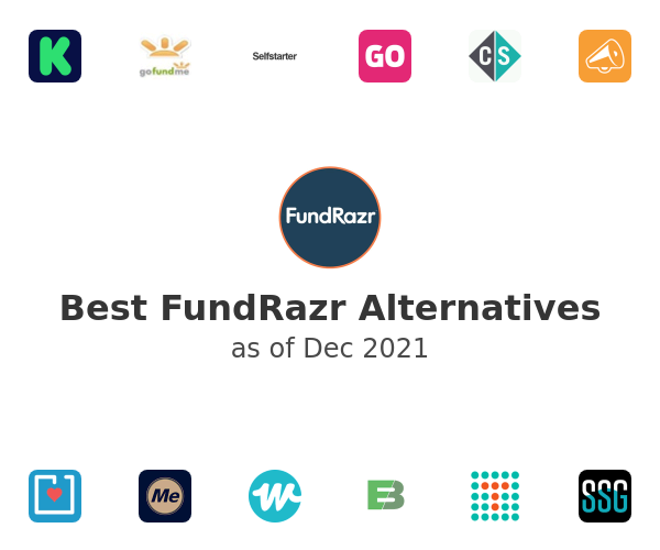 Best FundRazr Alternatives