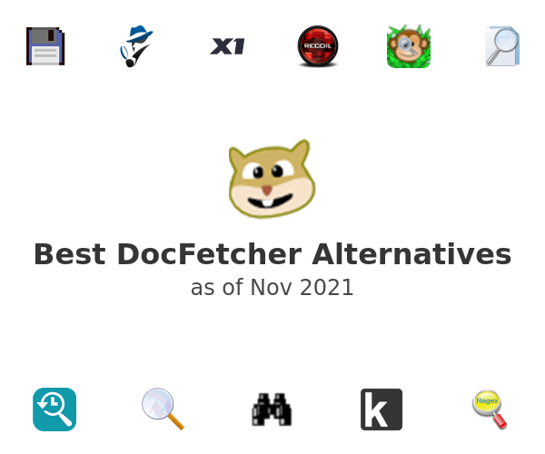 Best DocFetcher Alternatives